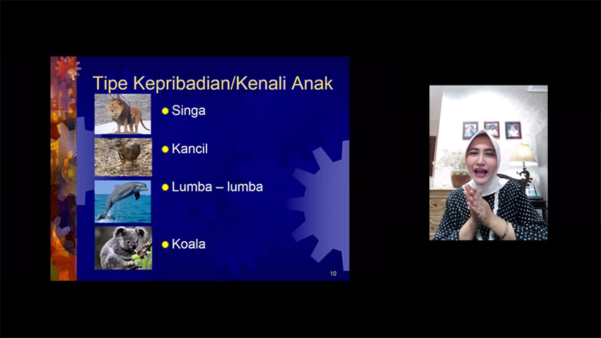 Seminar Parenting Online level 5